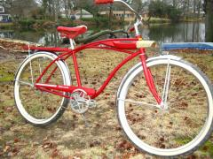 1966 Huffy Eldorado bicycle